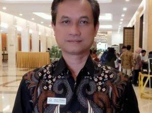Kepala Perwakilan  Ombudsman Kalbar, Agus Priyadi.